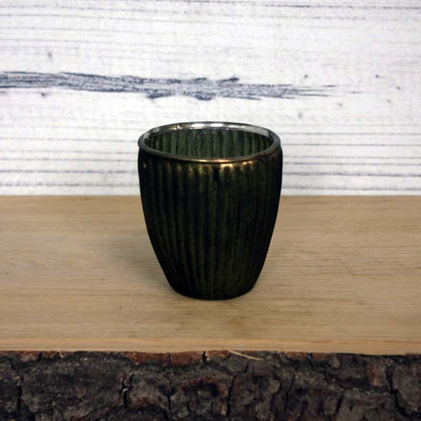 Ribbed Beaker Votive - various sizes available
