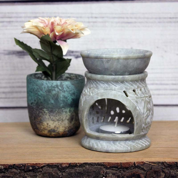 Elephant Oil Burner - 11 cm