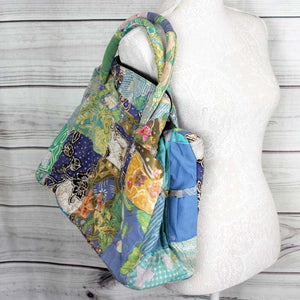 Patchwork Travel Bag - 60x37cm
