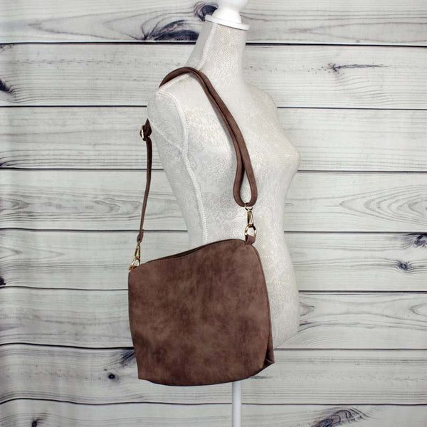 Ithaca Handbag with Detachable Inner Bag - more colours available