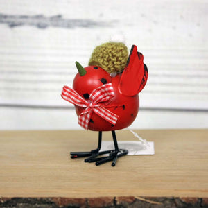 Quirky Christmas Birds