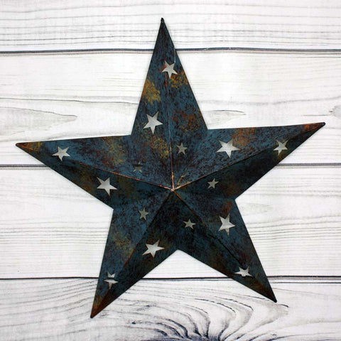 Wall Star Decorations - two sizes available