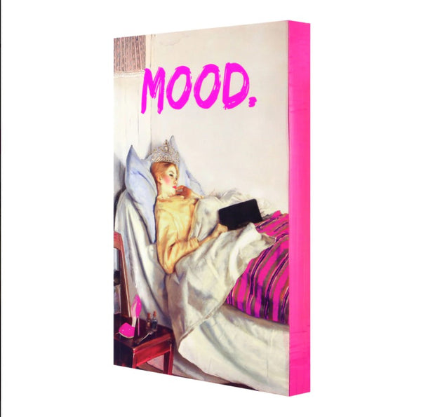 Masterpieces - A5 Notebook - Mood