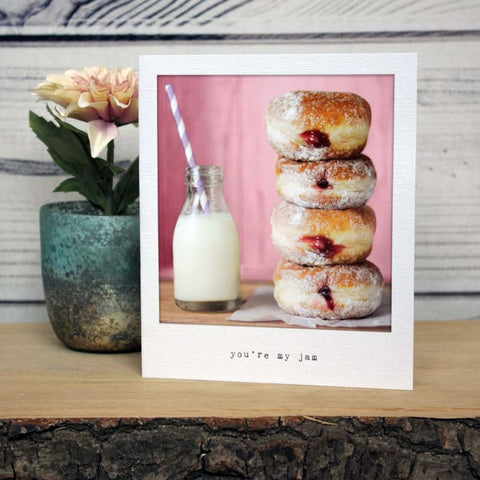 Incidental Instants Greeting Card - You're My Jam