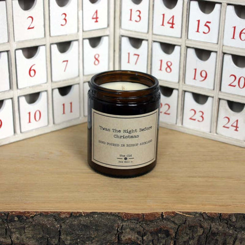 'T'was the Night Before Christmas Eco-friendly Soy Wax Candle