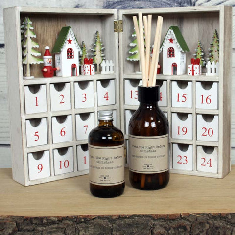 'T'was the Night Before Christmas Eco-friendly 100ml Reed Diffuser