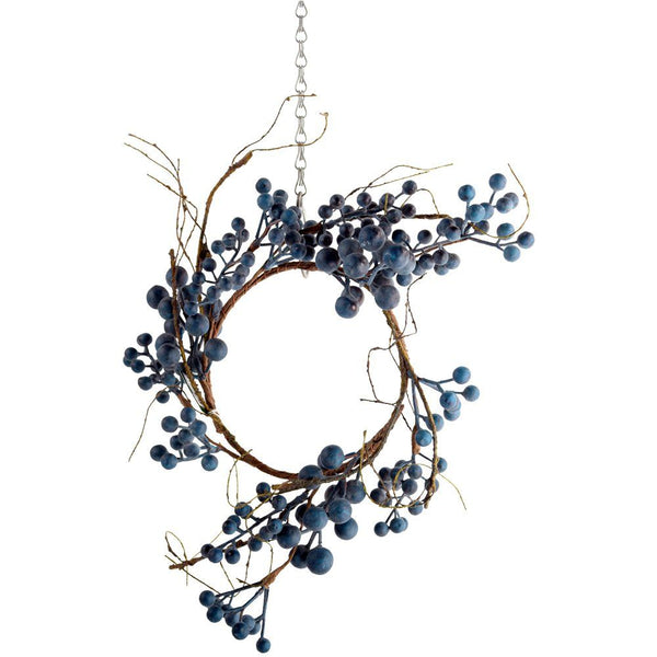 Blueberry Table Wreath