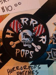 Circle Horrorpops patch