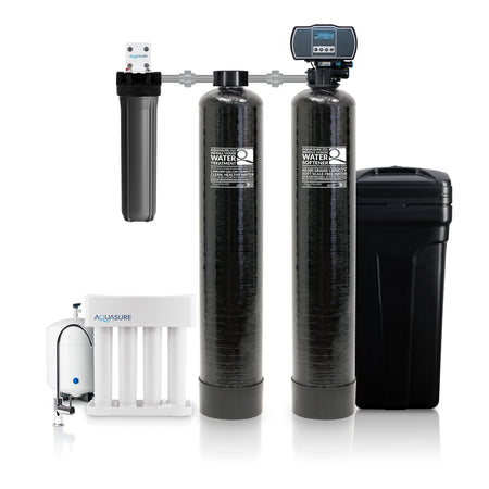 Signature Complete Whole House Water Filtration System