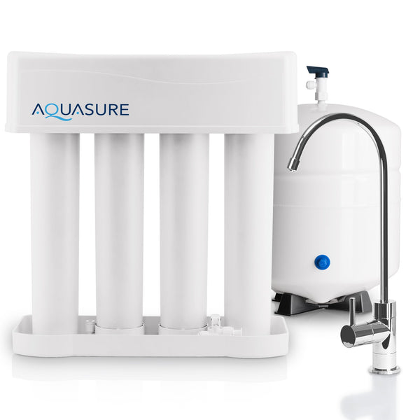 aquasure usa reverse osmosis system for the kitchen