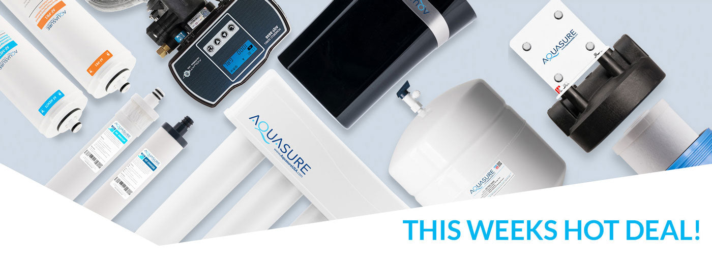 Aquasure water filters on sale and best deals