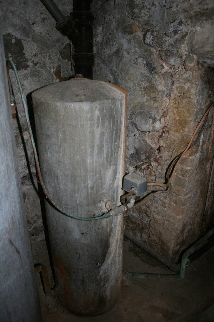 basement water tank