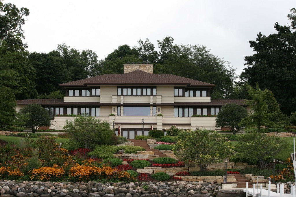 Frank Lloyd Wright AP Johnson