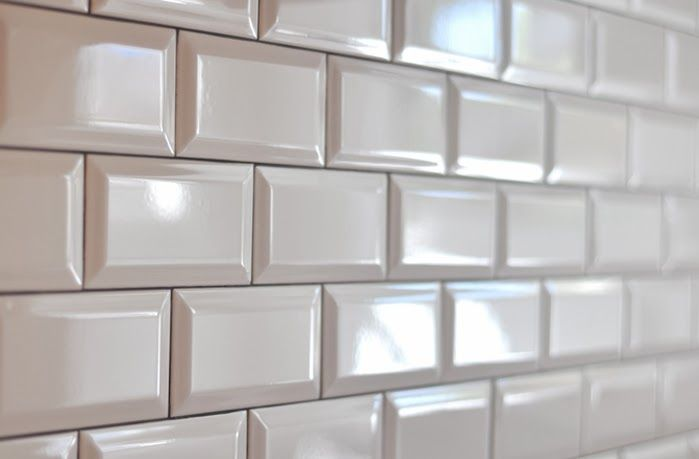 backsplash subway bevel