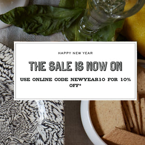 The New Year Sale Is Now On!