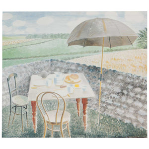 Tea at Furlongs - Greeting Card