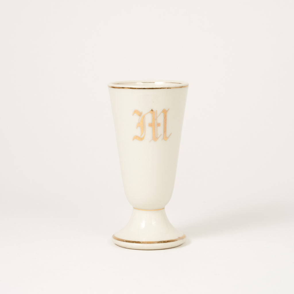 C20th Ice Cream/Hot Chocolate Goblets