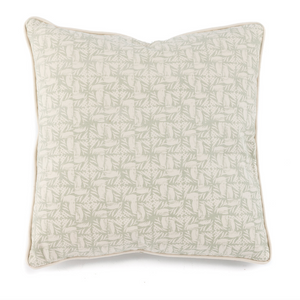 Small Spiral Cushion - Corn Grey