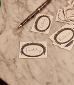 Place Cards - Mixed Pack of 12