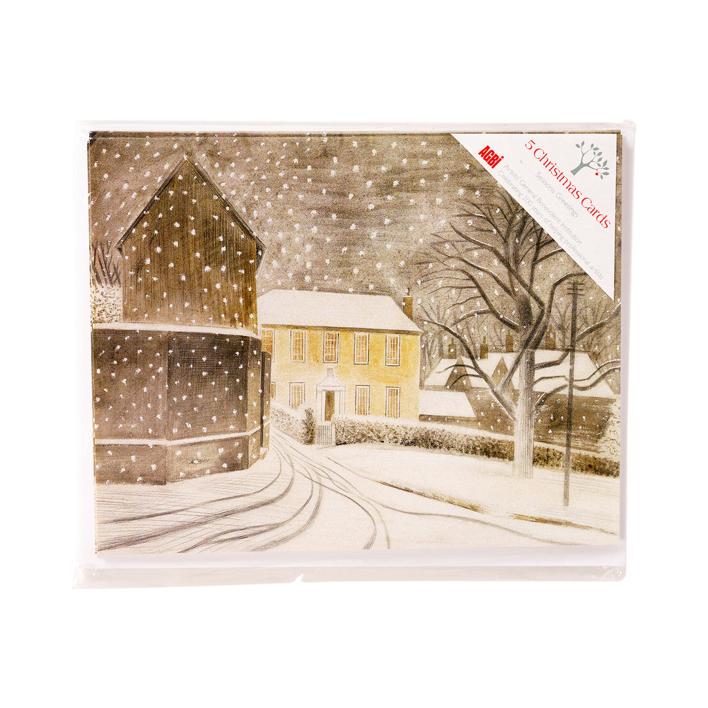 Halstead Road - Pack of 5 Christmas Cards