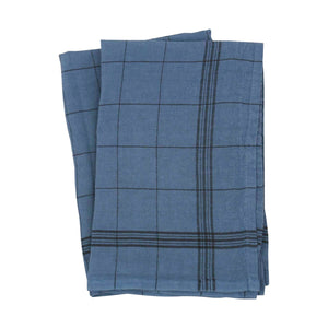 Bistro Tea Towel - Blue