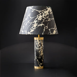 16 French Grand Antique Marble Lampshade