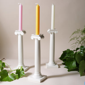 Ivory Dinner Candle - pack of 12