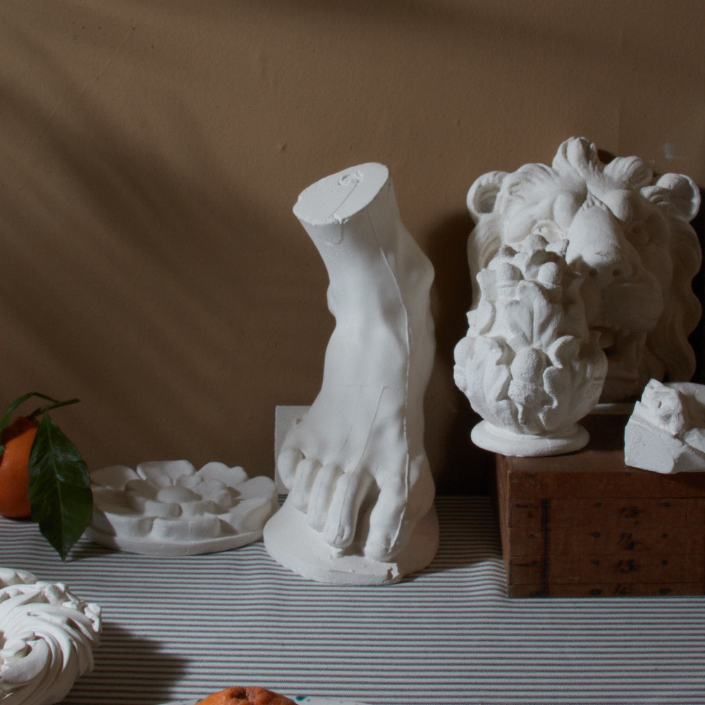The Foot Of Laocoon