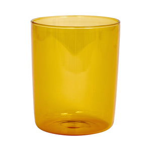 Large Mouth-Blown Tumbler - Miel