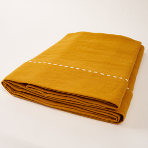 Sacred Nile Seraga Throw - Amber