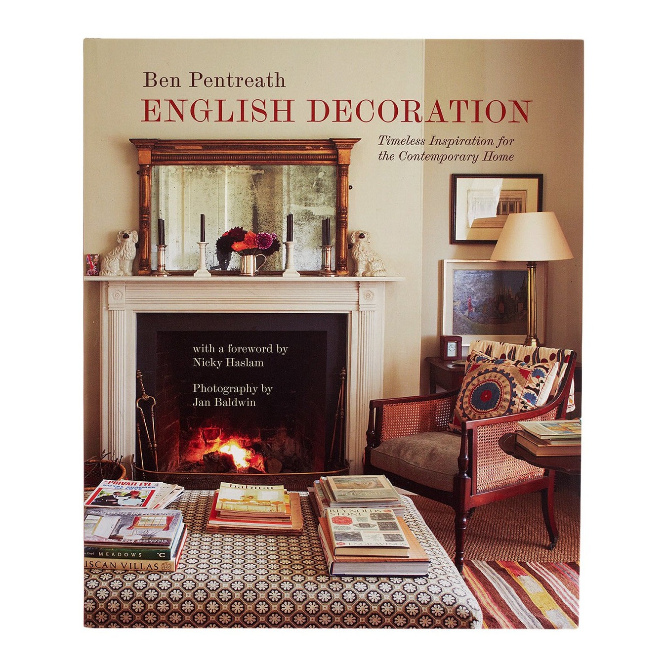 English Decoration - Signed