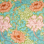 Chrysanthemum Napkin - Sky Blue Summer