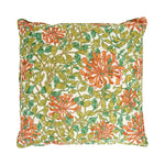 Honeysuckle Cushion - Summer