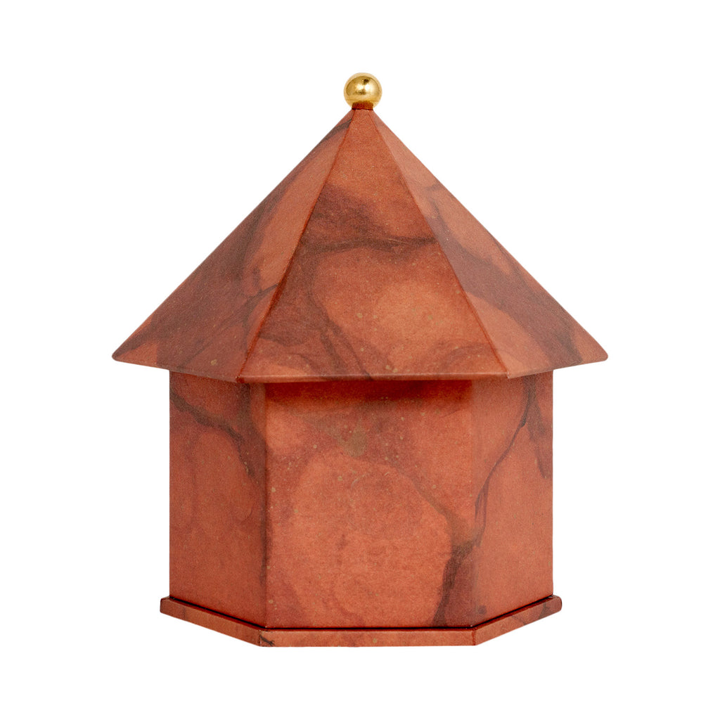 Garden Folly Box - Rosso Verona
