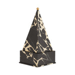Pyramid Box - French Antique Marble