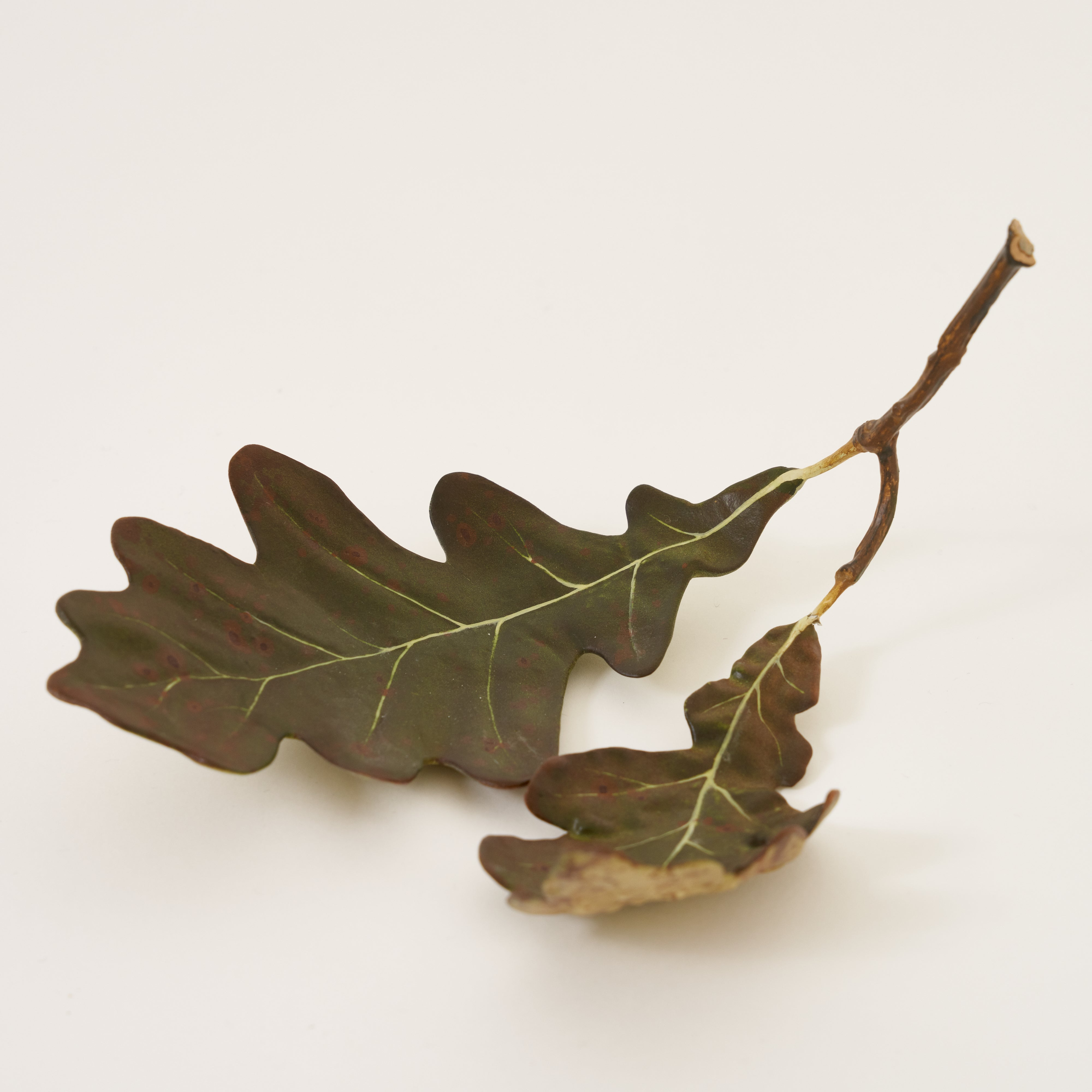 Oak Leaf Double - Green