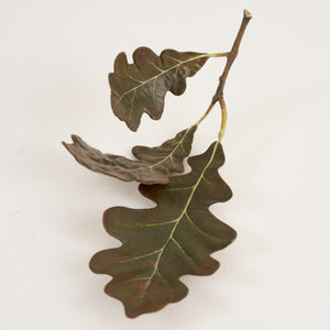 Triple Oak Leaf - Green