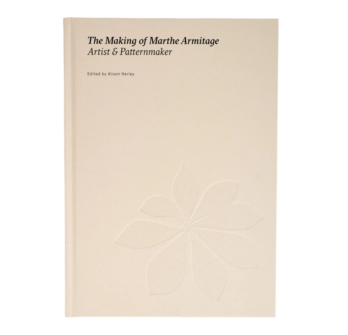 The Making Of Marthe Armitage - Artist & Patternmaker