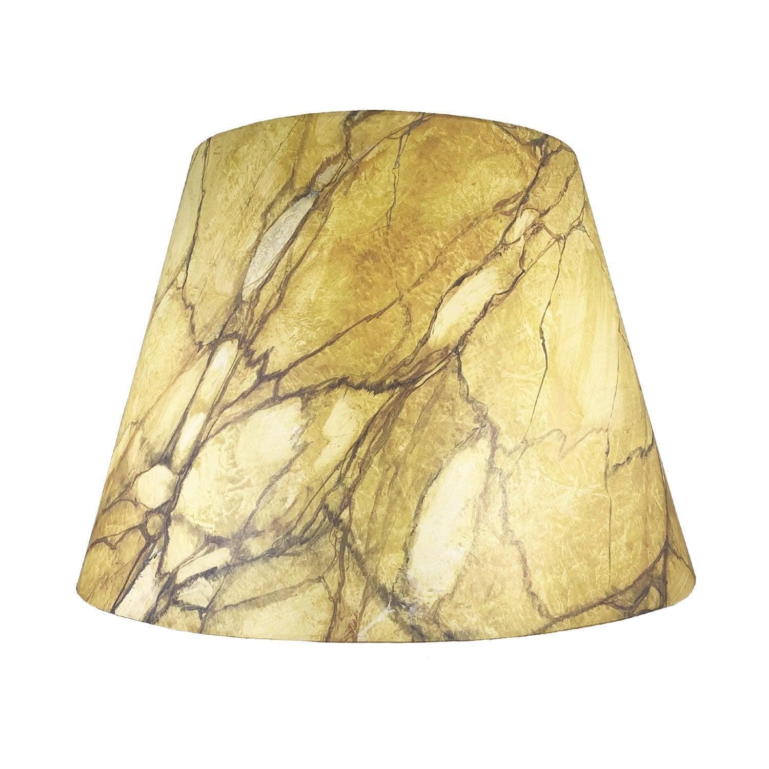 "16"" Sienna Marble Lampshade"