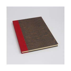 A4 Artist's Journal - English Mid Oak
