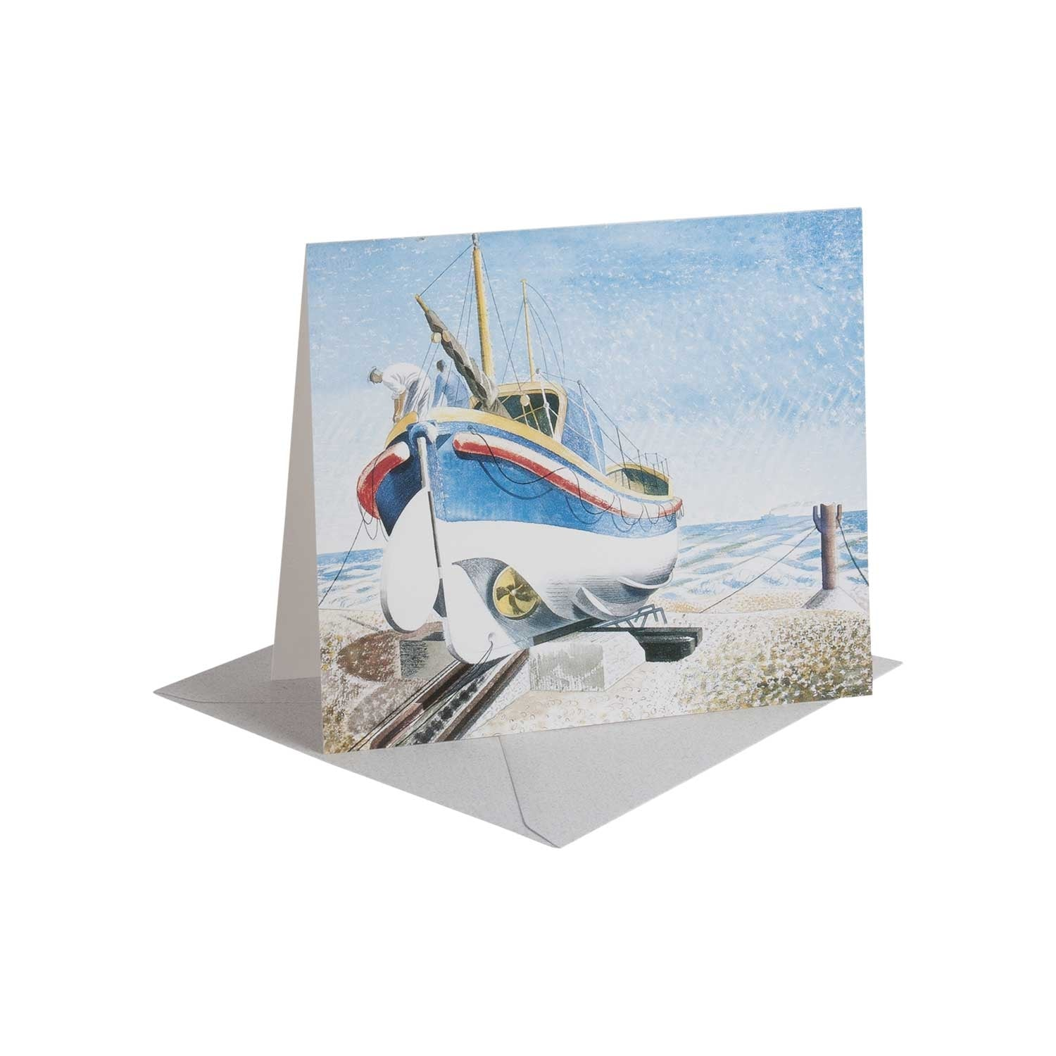 Lifeboats - Greeting Card