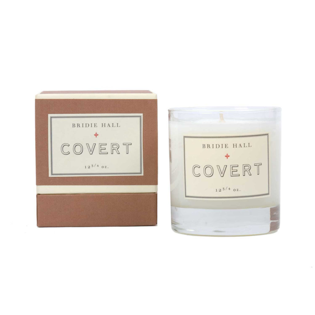 Covert Candle  - Large