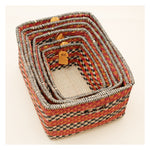Zulu Basket Orange - XS