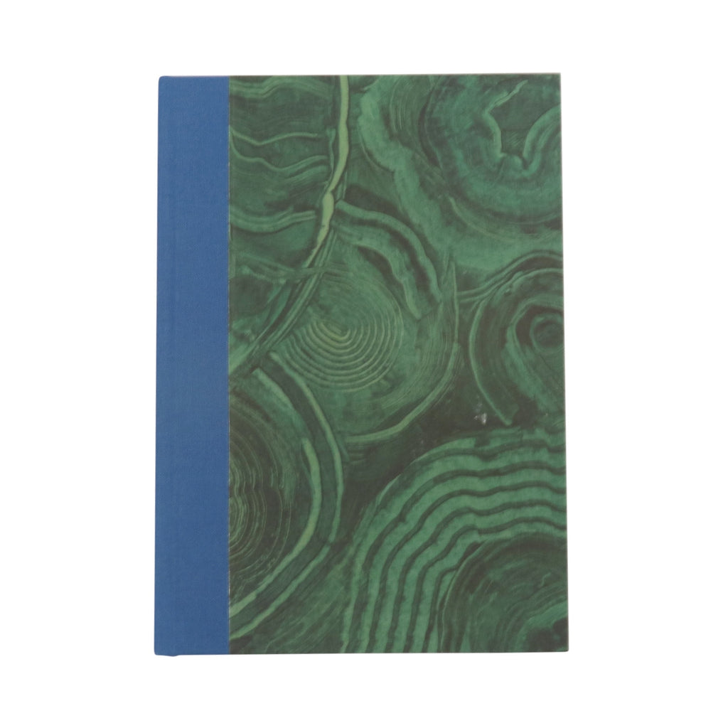 A5 Notebook - Malachite