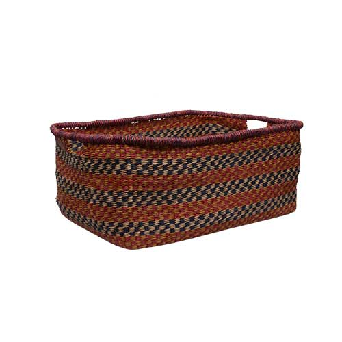 Zulu Basket Blue Square - XL
