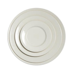Classic Porcelain Large Dinner Plate - 30cm