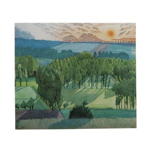 French Landscape - John Nash