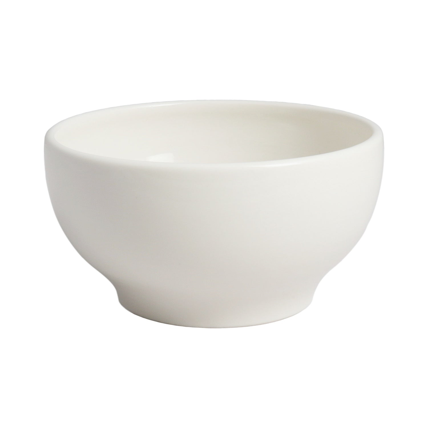 Classic Porcelain Simple Bowl - 13cm