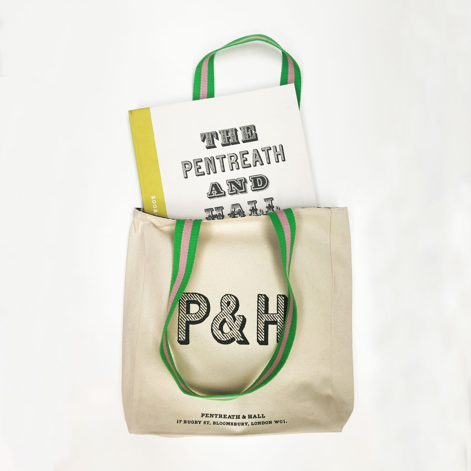 SPECIAL OFFER: The Pentreath & Hall Alphabet Book and Book Bag