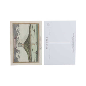 Vue de Ternate - pack of 10 postcards